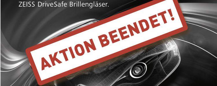 AKTION: ZEISS DriveSafe Brillengläser – für sicheres und entspanntes Autofahren